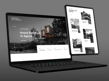 Website Design for NZ Architects