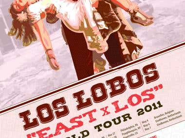 Poster for Musicians' World Tour