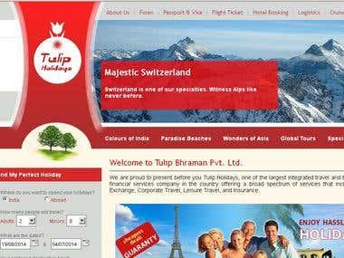 Internatioanl Tour & Travel Company