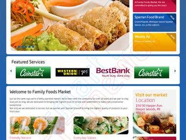 Family Food Market