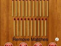 21 Matches - A game app for iPhone, iPad, Android