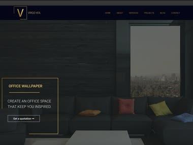 Virgo Veil Website