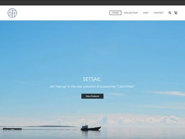 Cabodemar website