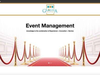 Grasha Website