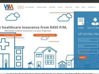 Wesmart Website
