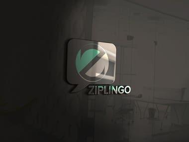 ziplingo ICON + LOGO