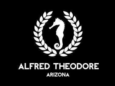 Alfred Thedoore - Clothing Brand Logo Design