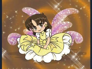 Chibi Merry Star