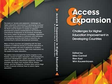 Book Cover Designing