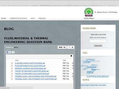 SAIT College Portal