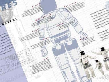 Brochure for Home/Work Robot