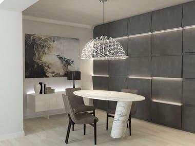 Interior Design and 3d renderings_Tailored dreams