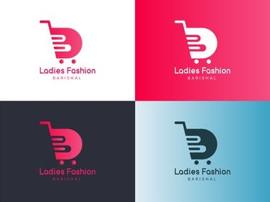 Logo Design for Ladies Fashion, Barishal