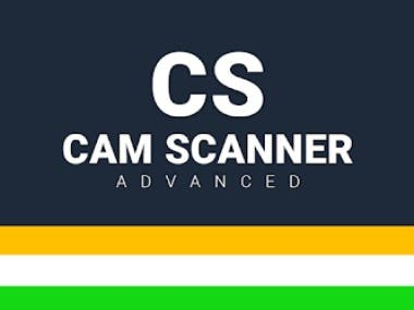 Cam Scanner Advance - Made In India