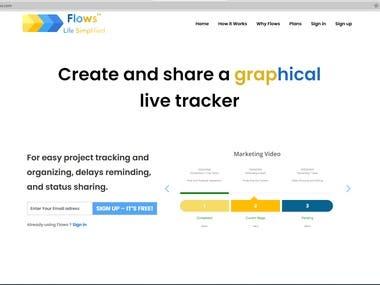 Codeigniter site design & make