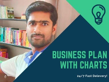 Business Plan with Chart