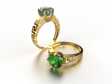 Versace Ring