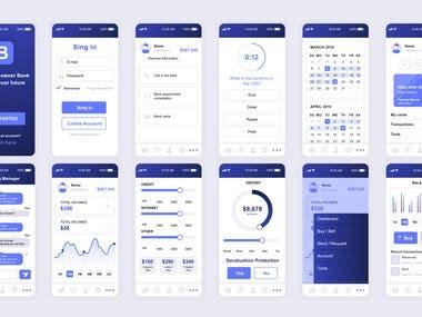 Application UI
