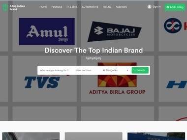 TOP INDIAN BRAND