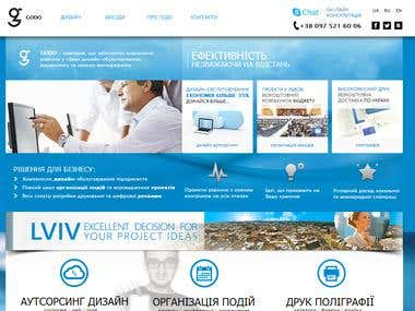 Design website Godo