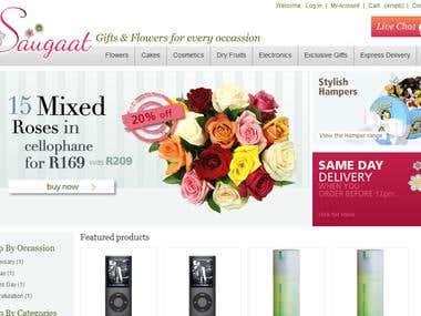 Saugaat - Online Gift Shop