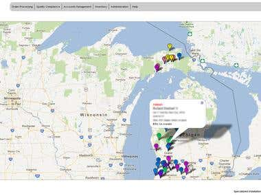 A very simple Google Maps API