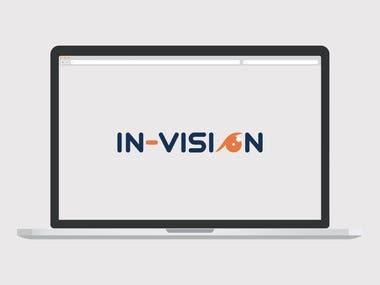 Logo Design for In Vision
