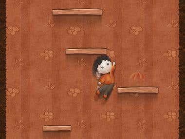 Doodle Jump clone - marmalade SDK