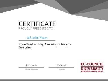 Enterprise Security EC Council