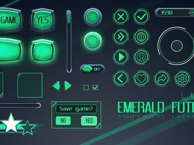 UI Assets Examples