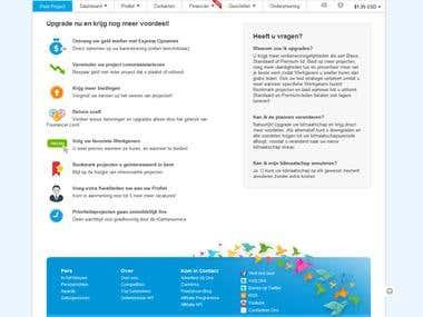 Dutch translation of Freelancer.com