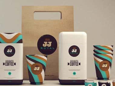 Product Level Design, Letter Head, envelope, business card