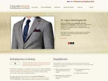 Dutch Translation Work For Tailorcenter.com