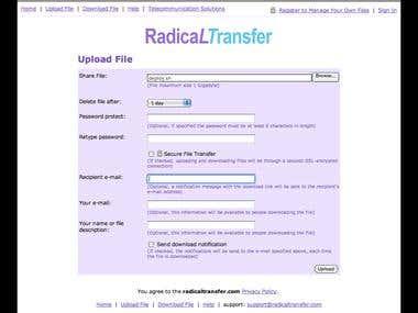 RadicalTransfer