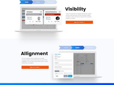 Teamly - Web Design and Development
