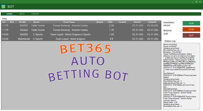 Pinnacle sports betting bot algorithm betting