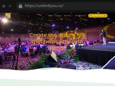 Unlimityou - Motivational Speaker