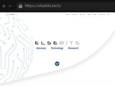 ElseBits - IT Consultancy