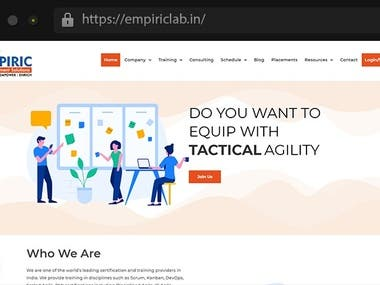 Empiric - Education firm