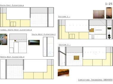 Retail Brand Pilot Store (Before) - Cafe - 2