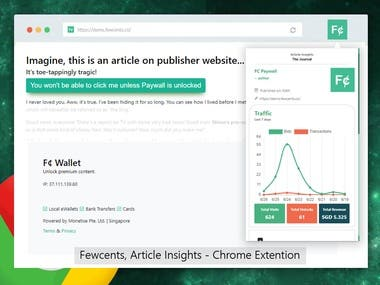 Chrome Extention