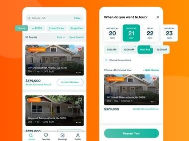 Real Estate App