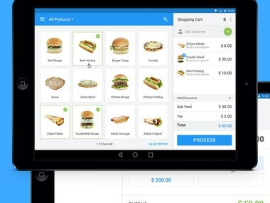 Point Of Sales App