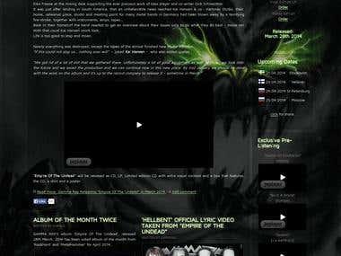 Gammaray official website