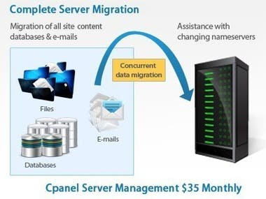 SERVER ADMIN AND EMAIL MARKET EXPERT