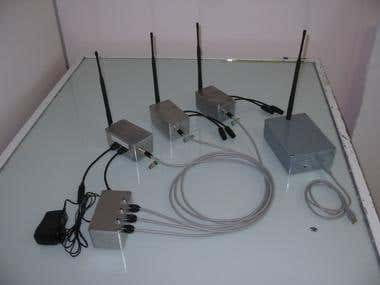 Wireless Environment Monitoring