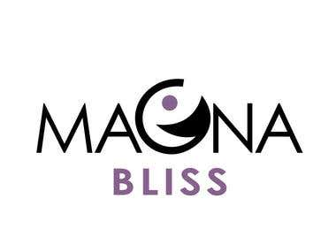 Logo for MAGNA BLISS