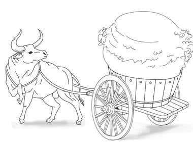 Bullcart