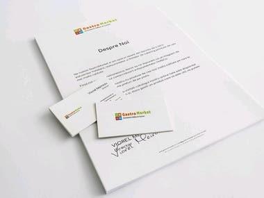 Gastromarket.ro - Branding & Website