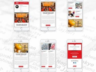 Asia News Network (Website)